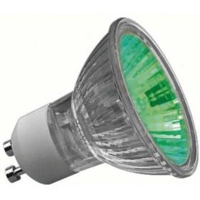 Галогенная лампа BLV POPLINE 50W GU10 зеленая